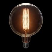 لامپ ادیسونی تنگستنی 50 وات مدل GIANT GLOBE خطی