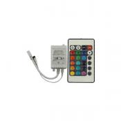 ریموت کنترل RGB مادون قرمز 12 ولت