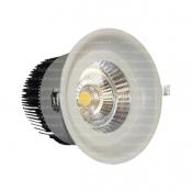 چراغ COB توکار فاین مدل FEC-7180-60W