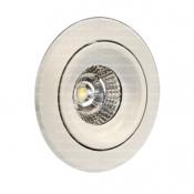 چراغ COB متحرک توکار 9 وات مدل FEC-313