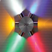 چراغ 6 وات شش جهته اریس دکوراتیو مدل ELG-Q009