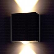 چراغ  مکعبی 2 وات 1 جهته دکوراتیو مدل ELG-Q010