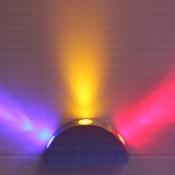 چراغ دکوراتیو 3 وات نیم استوانه ای اریس مدل ELG-Q015