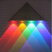 چراغ دکوراتیو مثلثی 4 وات اریس مدل ELG-Q014