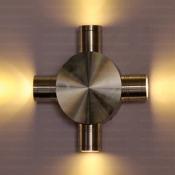 چراغ دکوراتیو 4 جهته اریس 4 وات مدل ELG-Q032