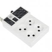 محافظ برق GLT مدل LED-601 با کابل 1.5 متری