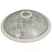 چراغ سقفی سنسوردار هوشمند اسپیک مدل SP16-SMART طرح کتان