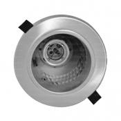 قاب هالوژنی آلومینیومی توکار مدل FEC-3503