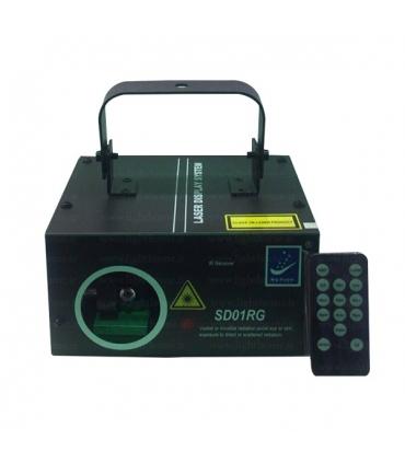 دستگاه لیزر پخش متن و تصویر مدل SD01RG