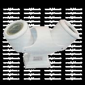 چراغ روکار قابل تنظیم 2طرفه مخصوص نورپردازی نما مدل FEC-2505-2