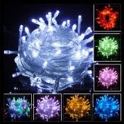 ریسه سوزنی تزئینی 5 وات 220 ولت در رنگ های مختلف