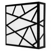 چراغ سقفی مربع هاتو مدل مثلثی 6060T