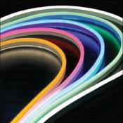 ریسه مینی نئون فلکس رنگی 220 ولت شعاع