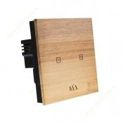 کلید لمسی چوبی گلدوِر مدل WOODLAND