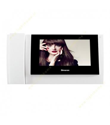 آیفون تصویری سیماران 7 اینچ با حافظه مدل HS-78-M100-WiFi