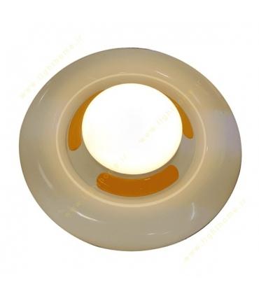 لامپ ال ای دی سفینه ای حباب دار 48 وات نمانور