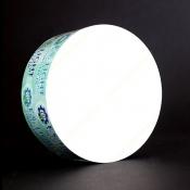 سنگ نورانی نما استوانه قطر 10 سانتیمتر ضد آب مدل CY10
