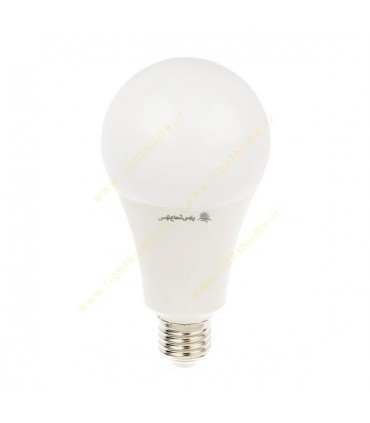 لامپ LED حبابی 20 وات پارس شعاع توس مدل A80 E27