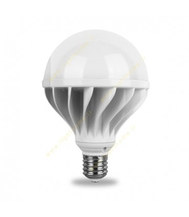 لامپ LED حبابی 70 وات پارس شعاع توس مدل A165 E40