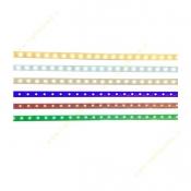 ریسه نئون 5050 ولتاژ 220 ولت 4M مدل ولگا در رنگ نور های مختلف