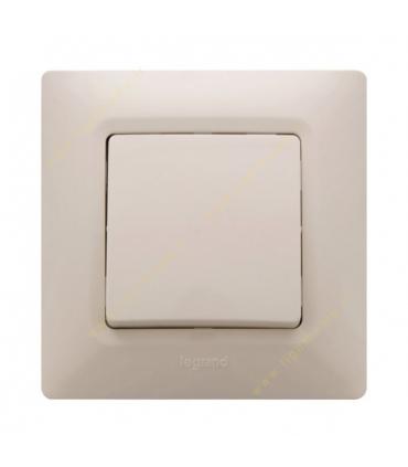 کلید و پریز لگراند - مدل سلبی - سفید و کرم