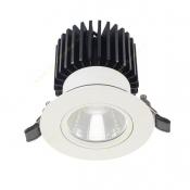 چراغ پنلی COB توکار 35 وات نوران مدل E183