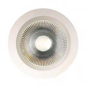 چراغ سقفی توکار 30 وات COB پشت سفید EDC