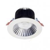 چراغ سقفی توکار 50 وات نوران مدل X246