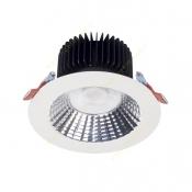 چراغ سقفی توکار 35 وات نوران مدل X249