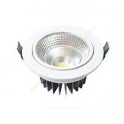 چراغ COB توکار 30 وات سانلوکس مدل C3070R