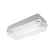 چراغ اضطراری 8*2 وات فلورسنتی مازی نور مدل MF28EPN3 برای روشنایی اضطراری