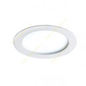 چراغ LED سقفی 19 وات دانلایت مازی نور مدل M588IPD6LED4830 با دهانه 15 سانتی IP65