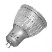 لامپ ال ای دی هالوژنی فاین مدل COB-LED-6W با سرپیچ سوزنی