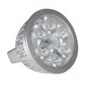 لامپ هالوژنی پایه سوزنی 12 ولت مدل FEC-SMD-6x1W