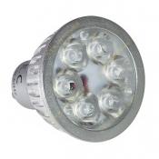 لامپ هالوژنی پایه استارتی 220 ولت مدل FEC-SMD-6x1W