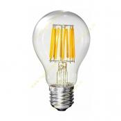 لامپ ال ای دی فیلامنتی مدل FEC-FILAMENT-LED-8W