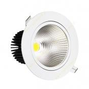 چراغ COB توکار 18 وات مدل FEC-315