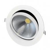 چراغ COB توکار 30 وات مدل FEC-317