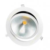 چراغ COB توکار 40 وات مدل FEC-319