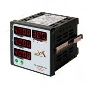 مولتی متر سه فاز 4 نمایشگر مدل MM3-4A برنا الکترونیک