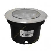 چراغ استخری LED توکار 27 وات مدل FEC-3007 آفتابی