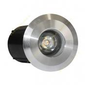 چراغ دفنی توکار مدل FEC-1601-3W RGB