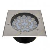 چراغ دفنی مربع LED مدلFEC-18×1W