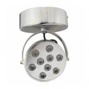 چراغ روکار LED POWER فاین الکتریک مدل FEC-F5001-9W