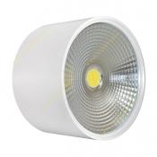 چراغ COB روکار 12 وات مدل FEC-COB-566