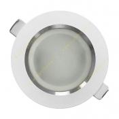 قاب هالوژن واترپروف سفید فاین الکتریک مدل FEC-1044C
