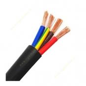کابل افشان 1 ×4 البرز الکتریک نور