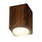 چراغ دکوراتیو چوبی شعاع 13 وات مدل ECO-1301