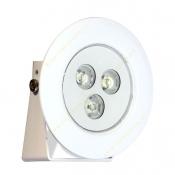 چراغ آبنما پایه دار 2 وات تک رنگ مهتاب نور مدل 2RE