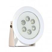 چراغ آبنما پایه دار 3 وات تک رنگ مهتاب نور مدل 3RE